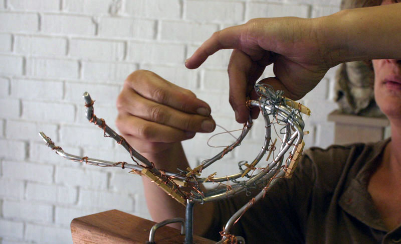 Building an armature